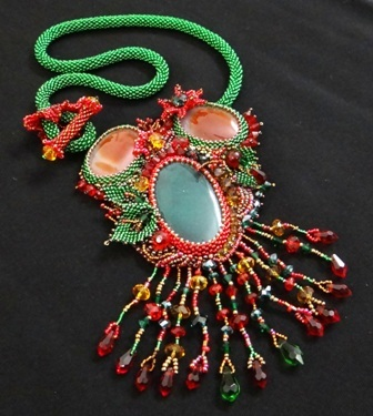 Dream Garden - Necklace