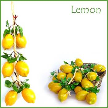 Lemon Garland (2 pcs)