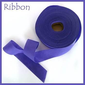 Non Woven Ribbon Purple - 45 Mtrs