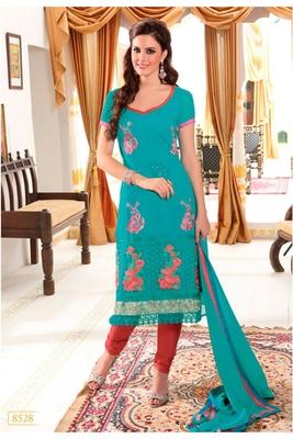 Party Wear Designer Dress Material