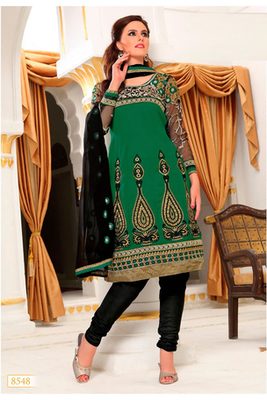 Party Wear Designer Dress Material