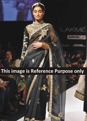 Arnushree's Net Seuins work Bollywood Style Saree