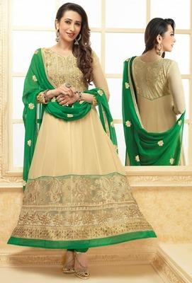 Special Karishma Kapoor Designer Anarkali Suit