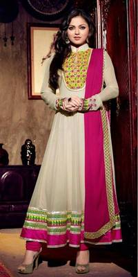 Awesome Madhubala Designer Anarkali Suit