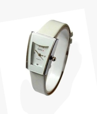 New Fashion Casual White color watch Famous Brand Quartz Watch Wristwatch