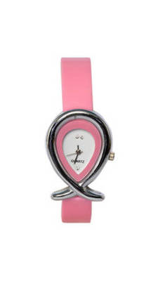 New Fashion Casual PInk color watch Famous Brand Quartz Watch Wristwatch