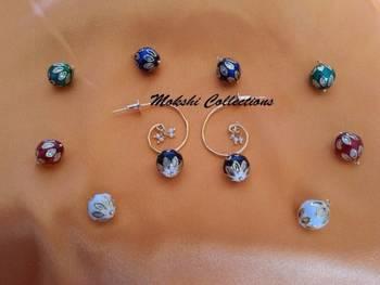 Multi-Color Changeable Earrings