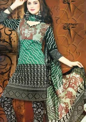 Dress material cotton designer prints unstitched salwar kameez suit d.no NZ2014
