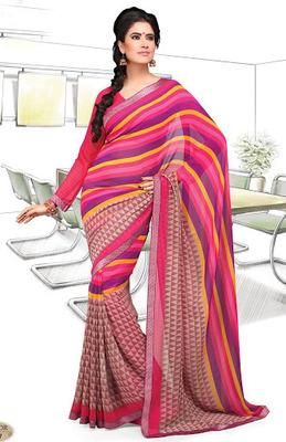 Designer Exclusive Printed Saree