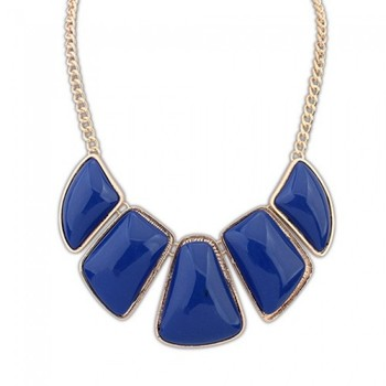 The Blue Power Necklace
