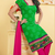 alluring embroidered salwar suit
