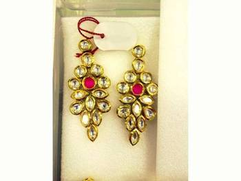 Kundan Earring 1