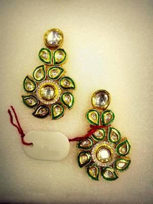 Kundan Earring 9