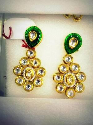 Kundan Earring 11