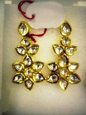 Kundan Earring 16