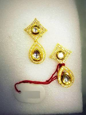 Kundan Earring 19