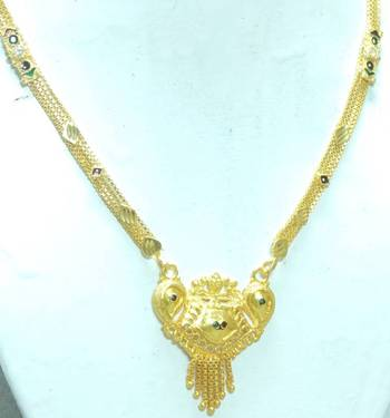 Traditional Handmade Mangalsutra For Women