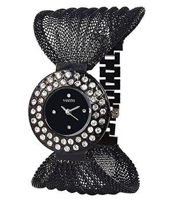 New Fashion Casual Black color stylist Women's wear Quartz Wristwatch