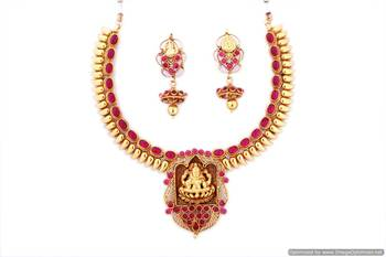 Vibrant Necklace Collection