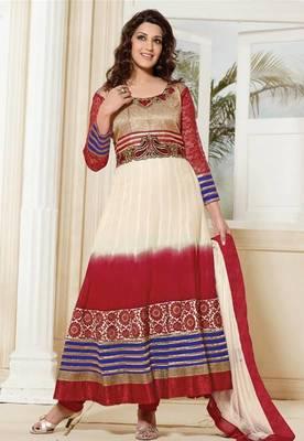 Sonali Bendre Special Designer Anarkali