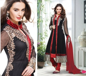 Long Serwani Style Jacket Get-5010