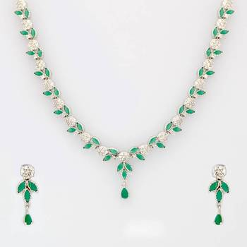 CZ Necklace Sets