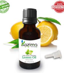 Buy Lemon essential oil (15ml) 100% pure natural and undiluted oil essential-oil online