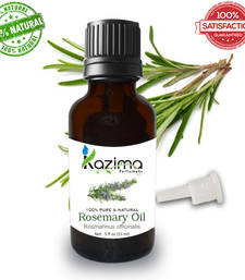 Buy Rosemary essential oil (15ml) 100% pure natural and undiluted oil essential-oil online