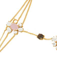 Buy Gold stone jewellery Jewellery online
