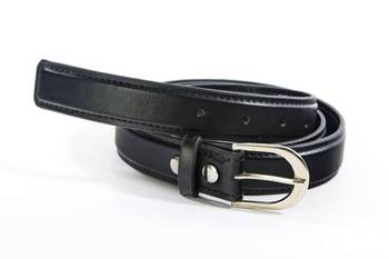 Fashionic Women Black Belt