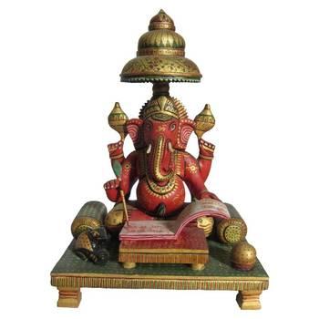 eCraftIndia Lord Ganesha Writing Book