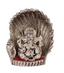 Buy eCraftIndia Lord Ganesha statue  sculpture online