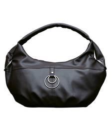 Buy FOSTELO FABULOUS BLACK HOBO HANDBAG handbag online