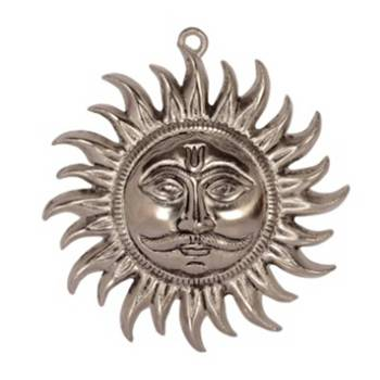eCraftIndia Decorative Wall Hanging of Sun