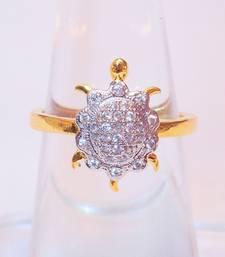 Buy LUCKY TORTOISE RING engagement-ring online