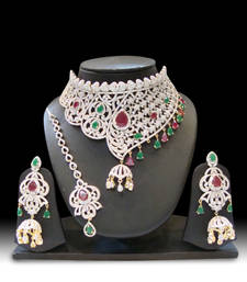 Buy Design no. 12.2202....Rs. 17450 necklace-set online