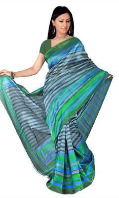 karanata art silk saree