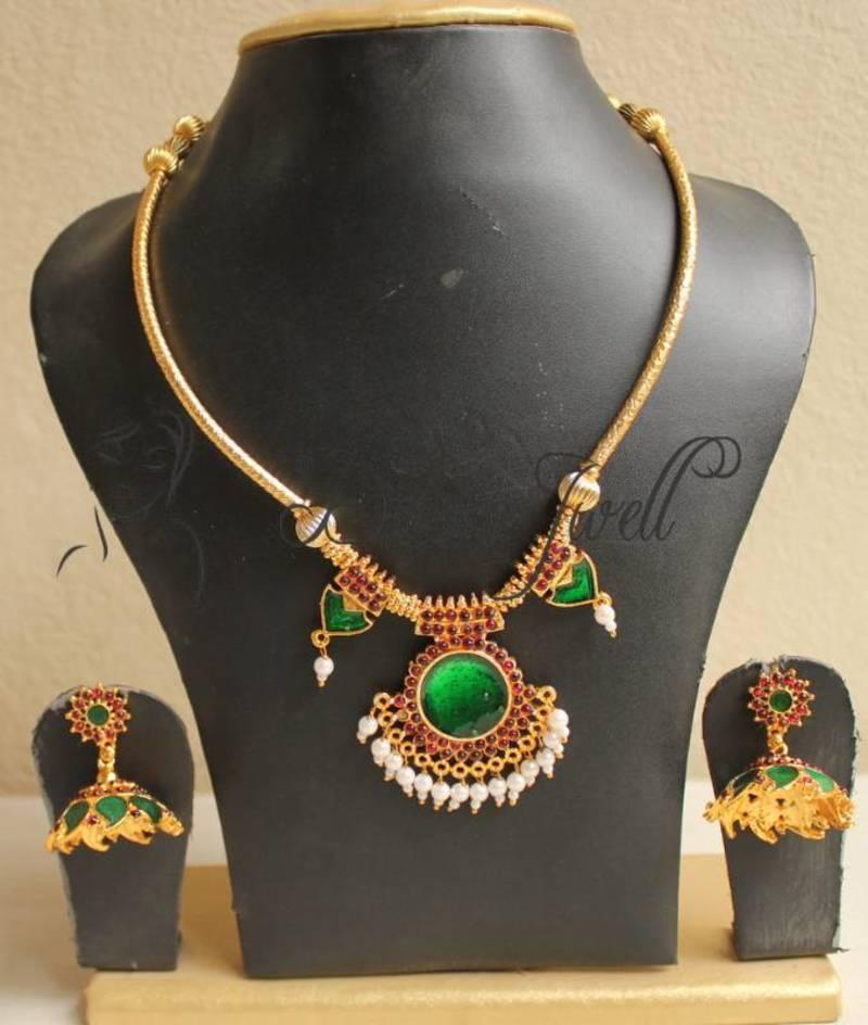 Kerala Style Necklace - Webfaceconsult