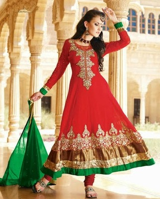 Fashionable Designer Anarkali Suit