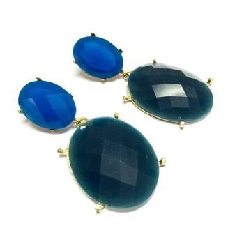 Craftstages Blue Lusture Dangler