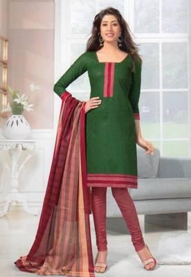 Dress material cotton designer prints unstitched salwar kameez suit d.no SG439