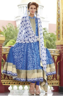 Fashionable Designer Long Anarkali