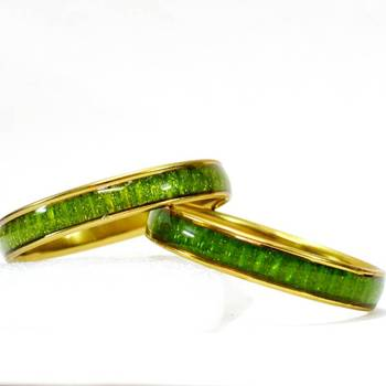 Bright Green Bangle