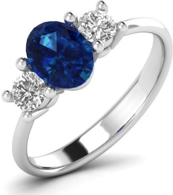 Micreation Brand New Cubic Zirconia Sterling Silver Ring Model No.MSR0060
