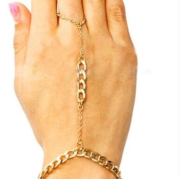 Pearl golden Chain Exclusive designer classic pretty haathful