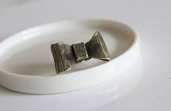 Vintage Bowknot Ring(CFR0124)