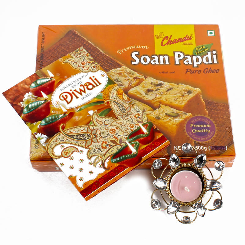 how to make soan papdi at home in hindi