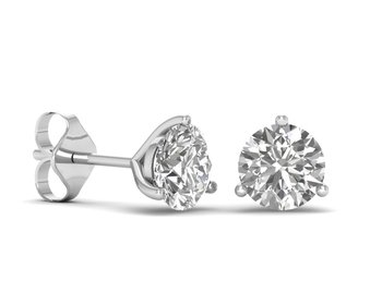 New Sterling Silver Studs