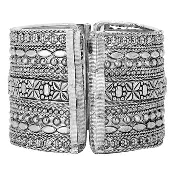 Silver Studded Jewellery Bracelets