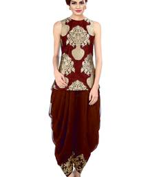c32bc7cd2b075a Indo Western Dress: Buy Indo Western Gown, Lehenga, Saree, Kurtis ...